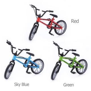 Set 6 xe đạp đồ chơi mini bằng hợp kim cao cấp