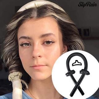 Sliprain ♥Hair Roller Smooth Surface DIY Sponge Heatless Reusable Hair Headband Curling Ribbon