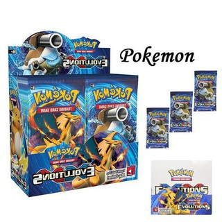 Pokemon TCG : XY Evolutions Sealed 36Packs Booster Box Card Game