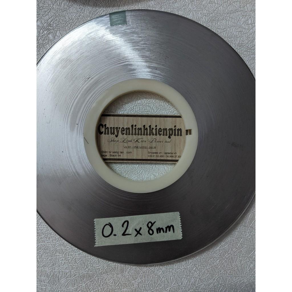 MÉT KẼM ĐƠN 0.2mm, 0.15mm ( BL64_110)