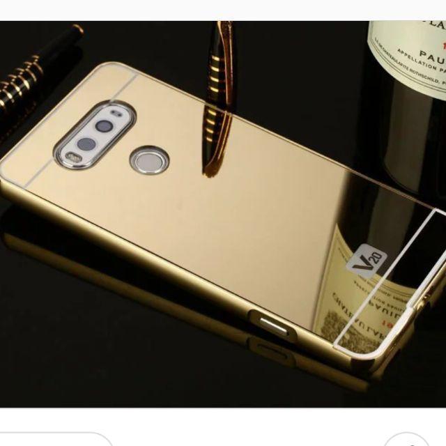 Ốp tráng gương LG V20
