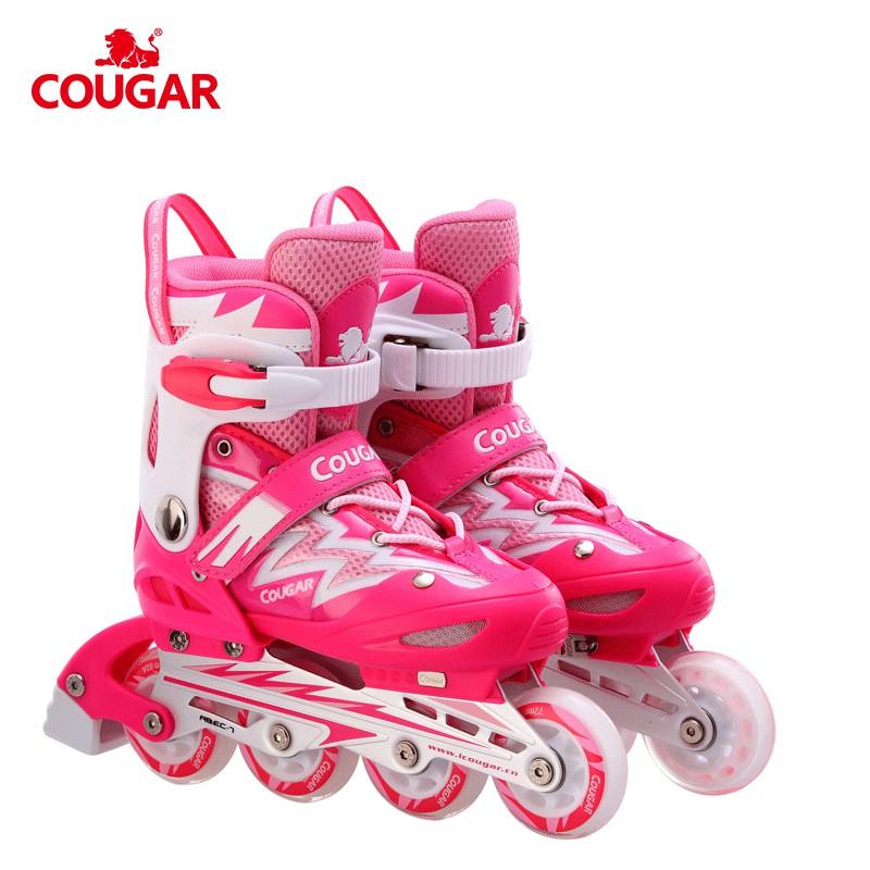 Giày trượt Patin Cougar 835L chính hãng Cho Trẻ Em Và Người Lớn