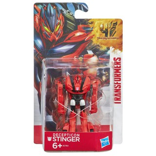 Đồ chơi Robot Transformers Age of Extinction Mini - Decepticon Stinger (Box) thumbnail