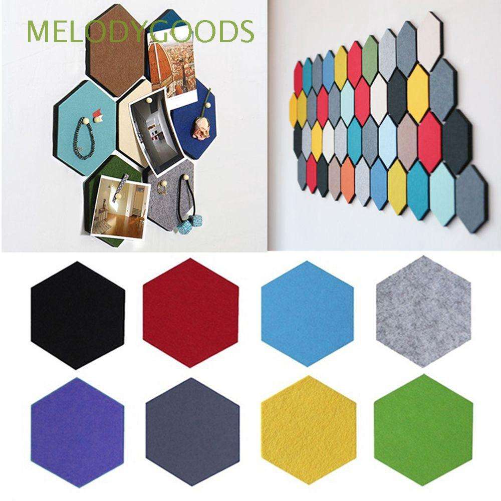 2/5PCS Sheet Colorful Home Decor Family TV Background Wall Decals