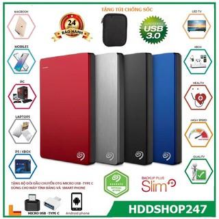 ổ cứng di động Seagate Backup Plus Slim 500gb USB 3.0
