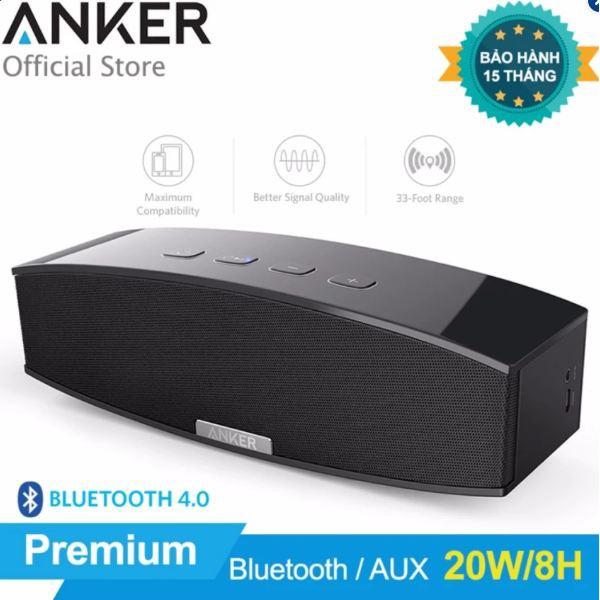 Loa bluetooth di động ANKER Premium Stereo Bluetooth 4.0 (Đen) - 9953646 , 306318557 , 322_306318557 , 1999000 , Loa-bluetooth-di-dong-ANKER-Premium-Stereo-Bluetooth-4.0-Den-322_306318557 , shopee.vn , Loa bluetooth di động ANKER Premium Stereo Bluetooth 4.0 (Đen)