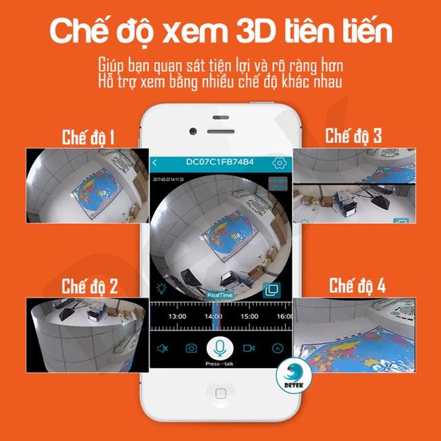 [SALE 10%] Camera IP không dây Wifi nguỵ trang bóng đèn VR CAM 3D Panoramic - 2472295 , 1054264931 , 322_1054264931 , 499000 , SALE-10Phan-Tram-Camera-IP-khong-day-Wifi-nguy-trang-bong-den-VR-CAM-3D-Panoramic-322_1054264931 , shopee.vn , [SALE 10%] Camera IP không dây Wifi nguỵ trang bóng đèn VR CAM 3D Panoramic