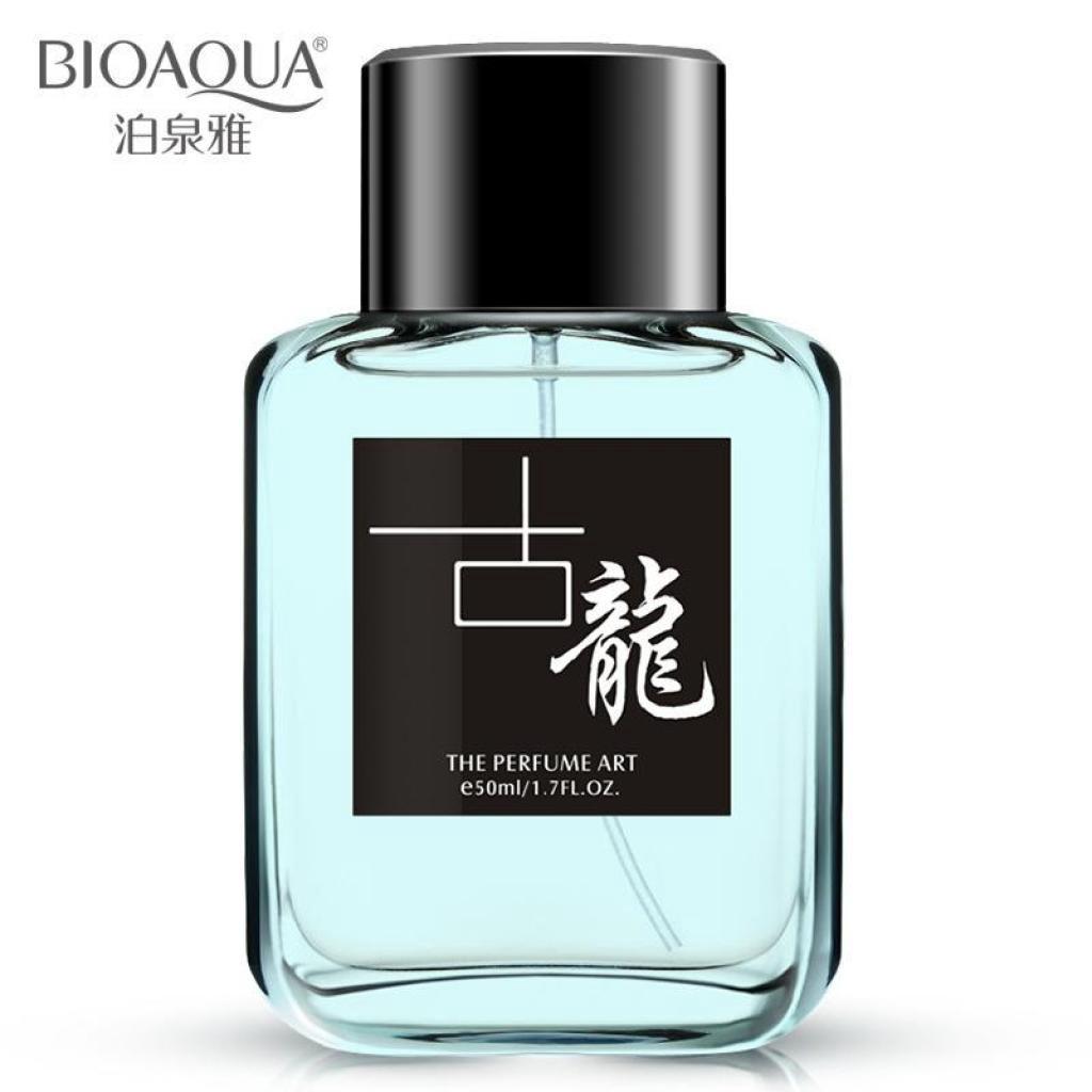น้ำหอม BIOAQUA น้ำหอมสำหรับผู้ชาย บุคคลิกไฮโซอร์โมนรูหรา ขนาด 50ml้ำหอม BIOAQUA น้ำหอมสำหรับผู้ชาย บุคคลิกไฮโซอร์โมนรูหร