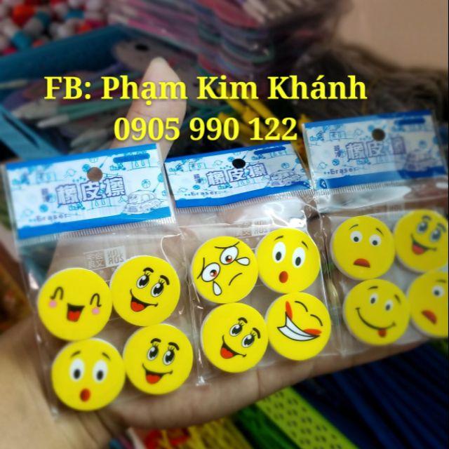 Set Tẩy cảm xúc - 2681014 , 843291107 , 322_843291107 , 3000 , Set-Tay-cam-xuc-322_843291107 , shopee.vn , Set Tẩy cảm xúc