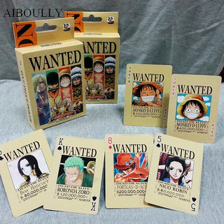 Bộ card 54 cái One Piece