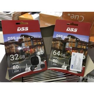 Thẻ nhớ 64GB 32G Micro SD DSS