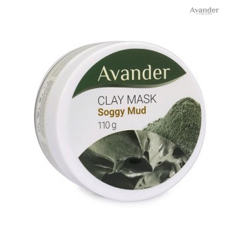 Kết quả hình ảnh cho Mặt nạ đất sét Avander Soggy Mud
