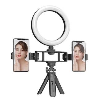 Đèn Led Kẹp Điện Thoại Hỗ Trợ Chụp Ảnh Selfie