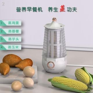 nồi trứng mini, máy ăn sáng nhỏ cho 1 người, nồi nấu trứng ký túc xá sinh viên, tự động tắt nguồn Tủ hấp trứng gia đì thumbnail