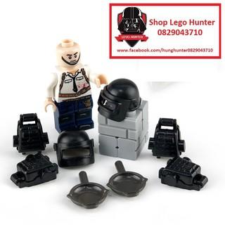 Lego Army Phụ kiện Minifigures PUPG , Lính thumbnail