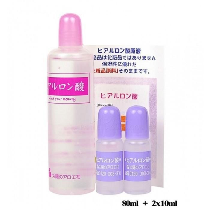 Tinh Chất chống lão hóa dưỡng ẩm Hyaluronic Acid Nhật Bản 80ml tặng kèm 2 chai 10ml - 2453035 , 1152621124 , 322_1152621124 , 940000 , Tinh-Chat-chong-lao-hoa-duong-am-Hyaluronic-Acid-Nhat-Ban-80ml-tang-kem-2-chai-10ml-322_1152621124 , shopee.vn , Tinh Chất chống lão hóa dưỡng ẩm Hyaluronic Acid Nhật Bản 80ml tặng kèm 2 chai 10ml