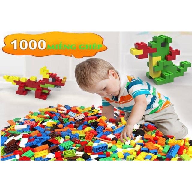 LEGO 1000 Miếng Ghép