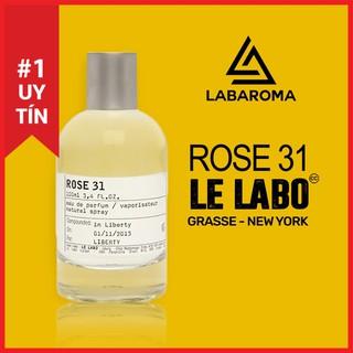 Le Labo Rose 31 Tinh dầu nước hoa nam nữ unisex thơm lâu, hương quyến rũ, treo xe hơi, làm dầu thơm, xông phòng 10ml