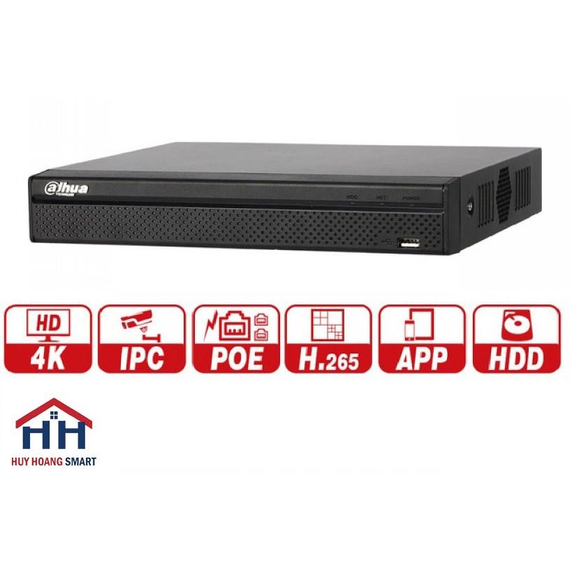 Đầu ghi IP 8 kênh Dahua NVR2108HS-4KS2 ( Bảo Hành 24T )