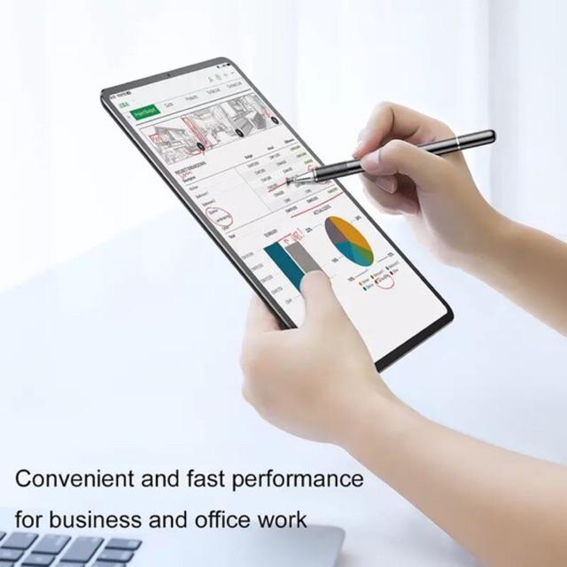 Bút cảm ứng điện dung 2 trong 1 Baseus Golden Cudgel Capacitive Stylus Pen cho Smartphone / Tablet/ iPad
