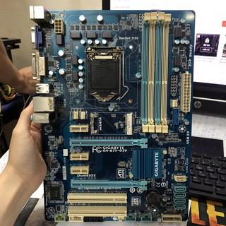 Main socket 1155, giga b75m-d3v, b75 m-d3h, samsung b75s1, asus p8h77-m, giga b75m-hd3, main máy tính b75, h77, z77