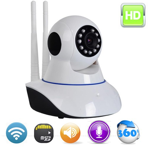 CAMERA IP WIFI ONVIF 2 RÂU- PM YOOSSE