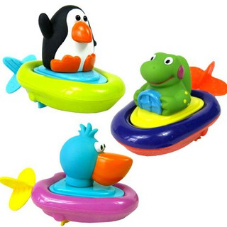 Swimming Toys Ducks Crocodile Sassy Pull Swimming Spring Water Gifts For Kids