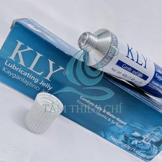 Gel bôi trơn gốc nước an toàn KLY hộp 42 gram