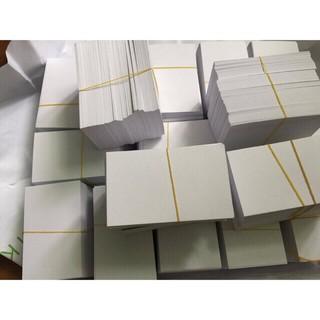 Flashcard trắng học từ vựng❤️ Combo Flashcard trắng học từ vựng