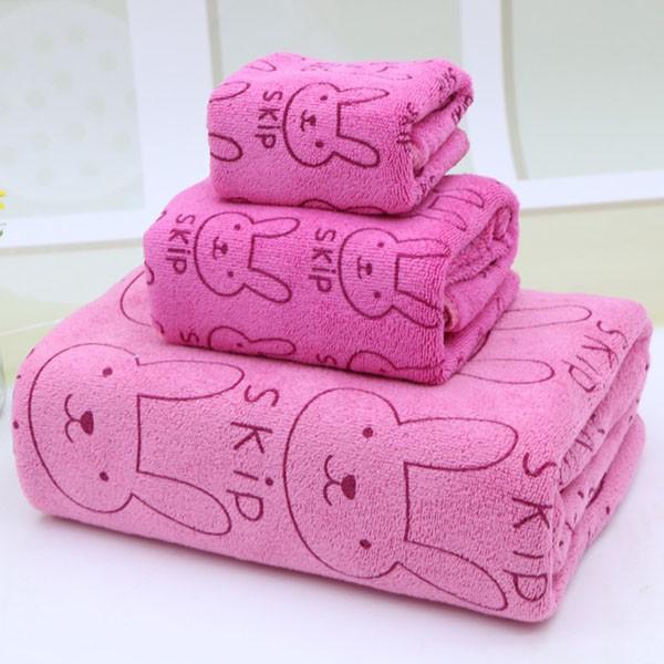 Bộ 3 khăn tăm thái siêu mềm mịn