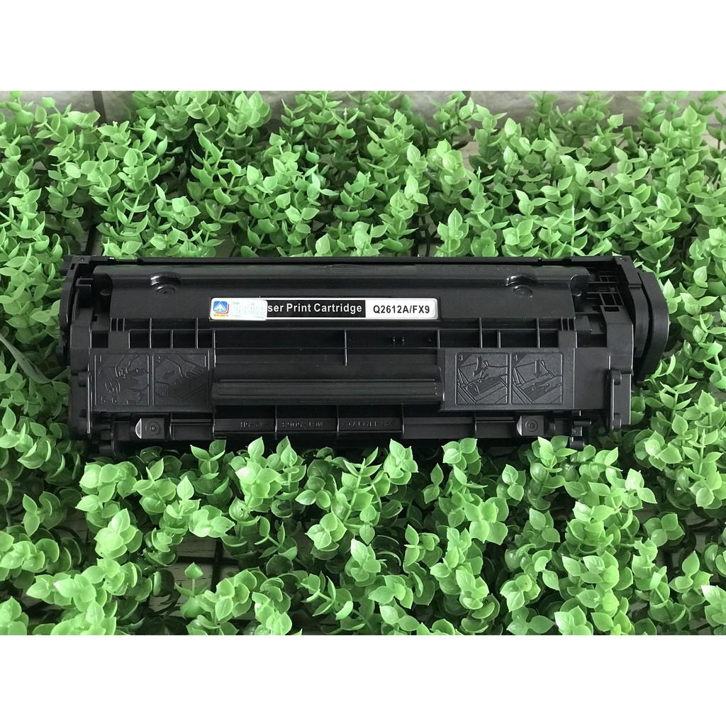 Hộp mực 12A cho Canon 2900/3000 Hp 1010/1018 Nhập khẩu siêu rẻ – siêu mịn- siêu nét – siêu bền Giá chỉ 110.000₫