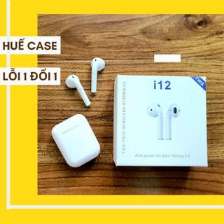 Tai Nghe Bluetooth Không Dây inpods i12 TWS Combo Vỏ ốp lưng Case Airpod Airpods Pro 1 2 Iphone - Shin Case