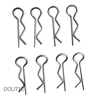 8pcs Body Shell Clip Pin for 9130 9136 9137 RC 1:16 Model Car Spare Part