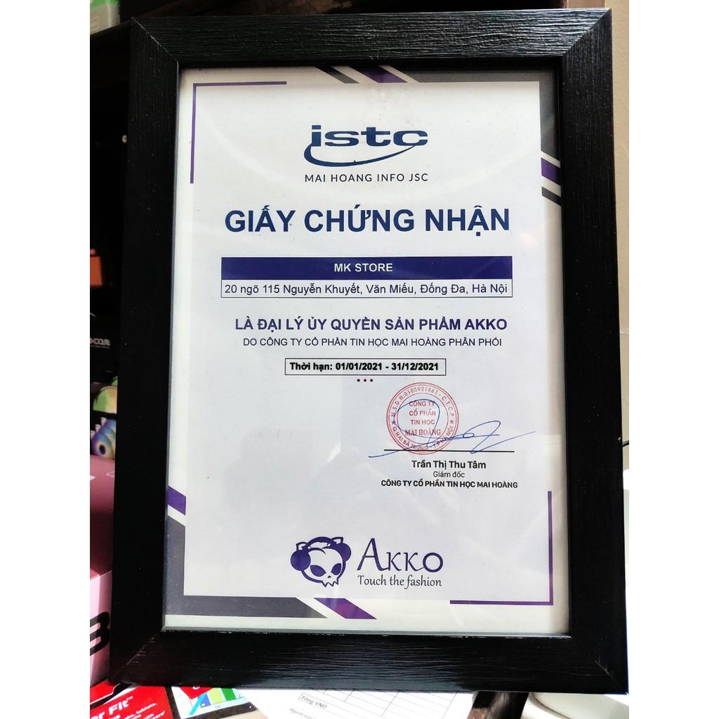 [Mã ELMS05 giảm 5% đơn 300k]Chuột Akko AG325 Ambidextrous Gaming Mouse PWM3325 Black