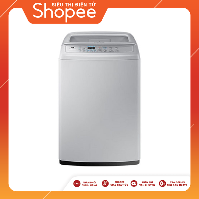 Máy Giặt Cửa Trên SamSung WA72H4000SG (7.2kg)-Miễn phí công lắp đặt