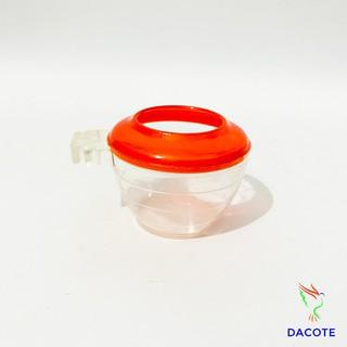 Cóng chào mào chất liệu nhựa mica giá rẻ họa tiết siêu đẹp (1 chiếc) thumbnail