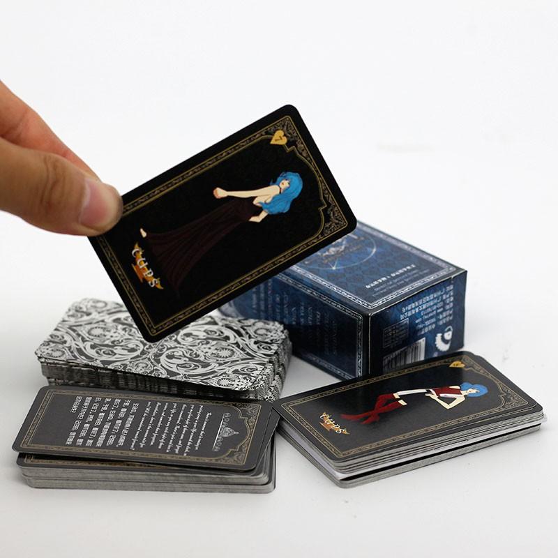 Bộ bài Tarot Secret of destiny loai đẹp sondaquang28 shop
