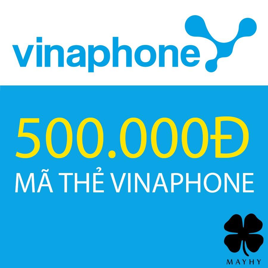Mã thẻ Vinaphone 500.000