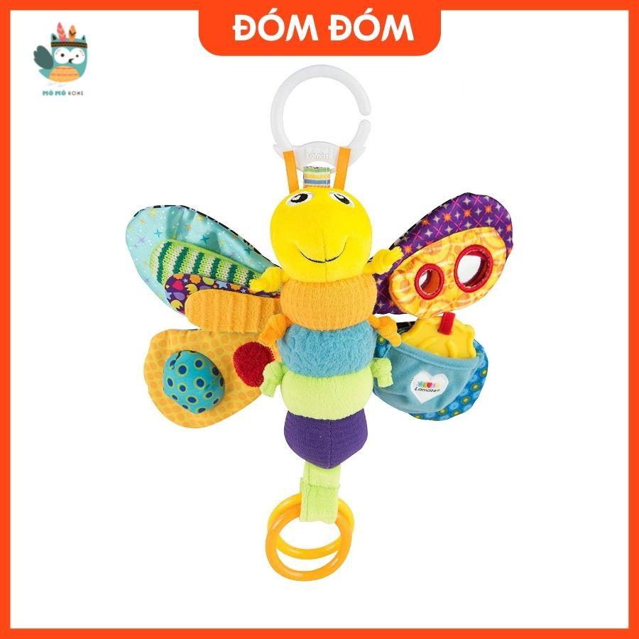 Đóm đóm phát triển đa giác quan Lamaze, đồ chơi, thú bông treo nôi cũi xe  đẩy cho bé giá cạnh tranh