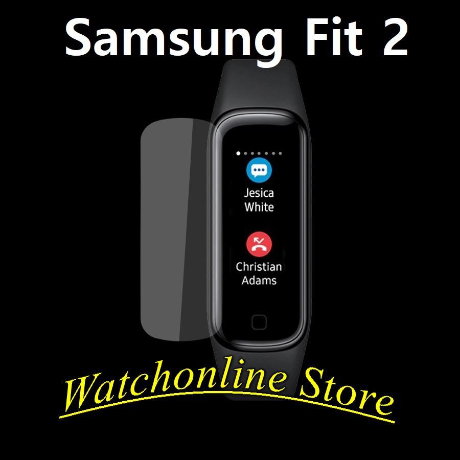 Miếng Dán Màn Hình PPF Đồng Hồ Thông Minh Samsung Galaxy Fit2 Fit 2 thumbnail