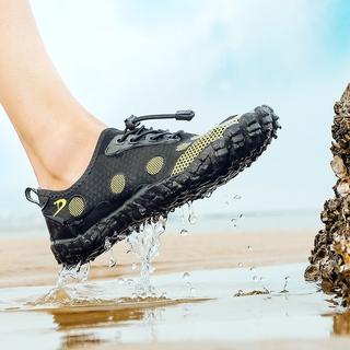 Giày Thể Thao Chống Trượt Thoáng Khí Thoải Mái Cho Nam