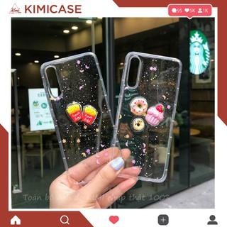 (2 ngày có hàng)ỐP Xiaomi Mi 9, Mi 9 SE, Mi 9 Pro NHŨ HOA QUẢ ( ẢNH CHỤP THẬT ) thumbnail