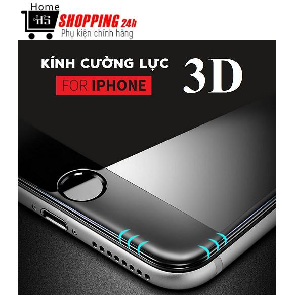 Miếng Dán Cường Lực - Kính Cường Lực 3D Full Màn Hình Cho IPhone 6/7/8 - 3058685 , 1331994966 , 322_1331994966 , 49000 , Mieng-Dan-Cuong-Luc-Kinh-Cuong-Luc-3D-Full-Man-Hinh-Cho-IPhone-6-7-8-322_1331994966 , shopee.vn , Miếng Dán Cường Lực - Kính Cường Lực 3D Full Màn Hình Cho IPhone 6/7/8