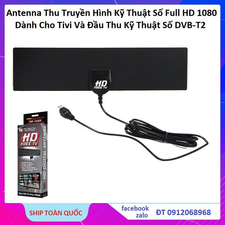 Anten HD- Ăng-ten trong nhà hiệu suất cao/ TV HD-12 HD Clear Vision