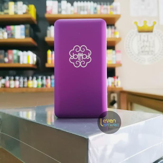 Authentic Dotbox 75W Purple Limited Release Mod By Dotmod