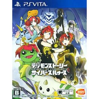 [Game PSVita Giá Rẻ] Digimonstory Cybersleuth (JP) thumbnail