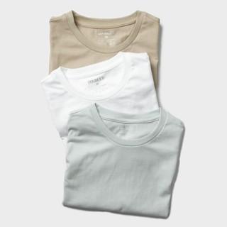 Áo thun nam DOUBLE'D vải cotton dệt mềm mịn TSTRANG00