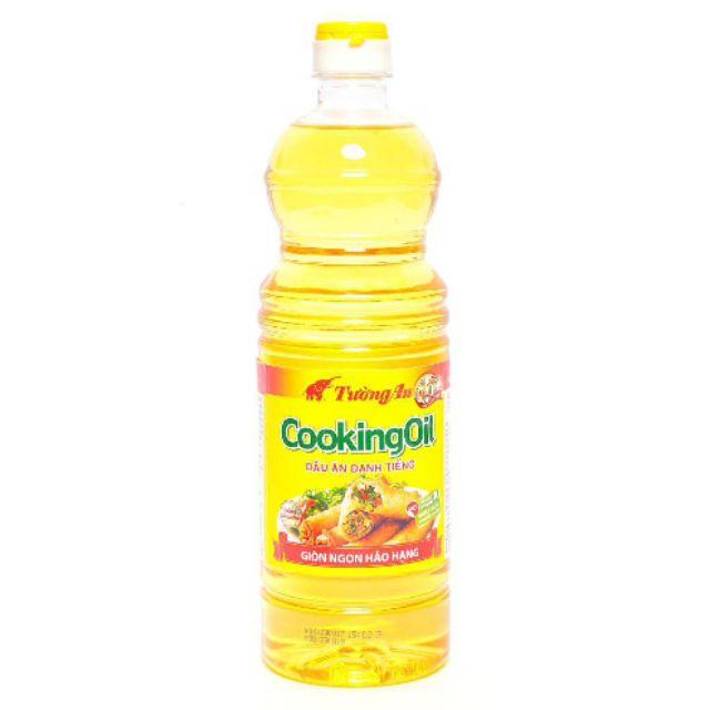 Siêu rẻ dầu ăn TƯỜNG AN 1LIT. 2 lít