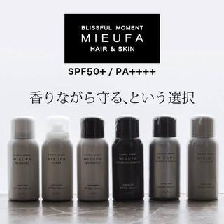 [Hàng có sẵn, có bill] Kem chống nắng dạng xịt Mieufa - Hàng nội địa Nhật thumbnail