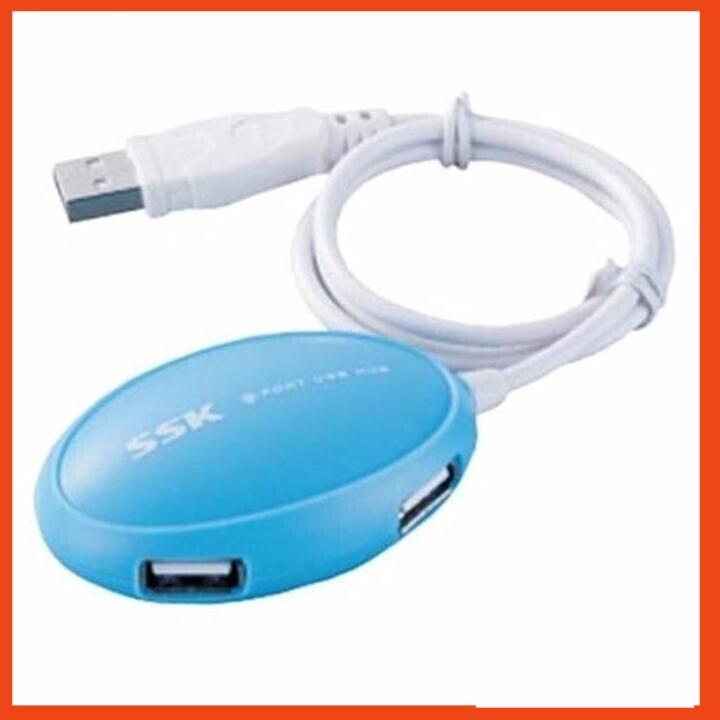 [Giá Sỉ] Hub chia USB 4 cổng SSK SHU 017 Giá chỉ 85.000₫